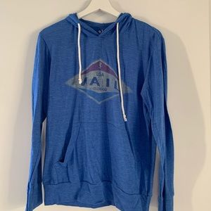 Blue 84 Vail Mountain Hooded Tee